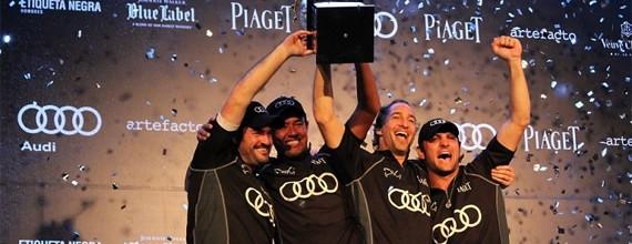 Equipe São José vence Copa Ouro 2013
