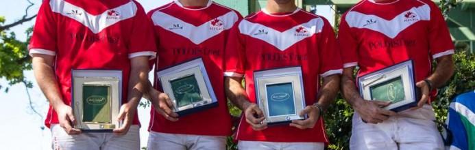 Rodrigo Andrade conquista Torneio Metropolitano