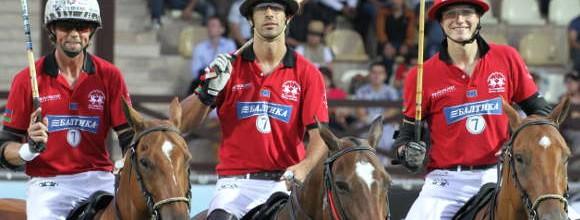 Azerbaijão recebe Arena Polo World Cup