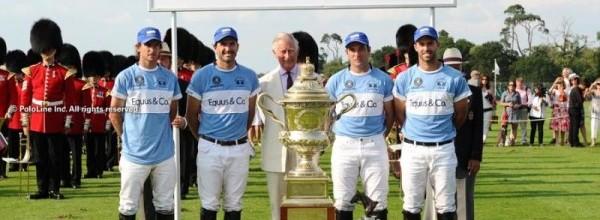 Argentina é campeã da Coronation Cup 2014