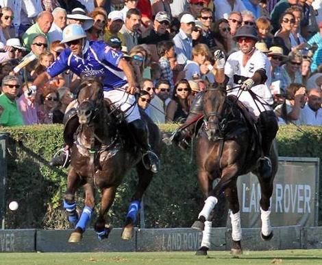 Cambiaso (à esq.) e Facundo (crédito/Ana Clara Cozzi - pololine.com)