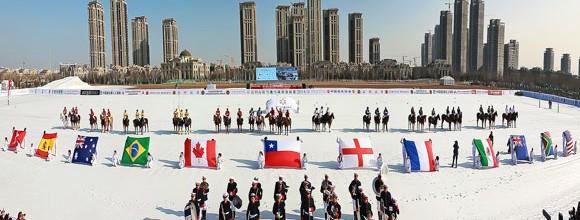 Brasil conhece adversários iniciais na Snow Polo World Cup