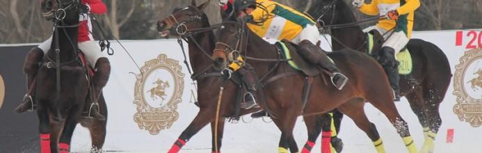 Brasil derrota Canadá na Snow Polo World Cup