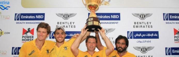 Vai começar a Dubai Gold Cup