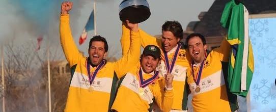 Brasil é campeão da Snow Polo World Cup