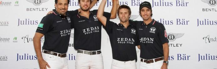 Zedan conquista o título da Dubai Gold Cup