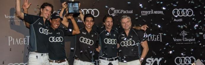 São José Polo Audi é tricampeão da Copa Ouro Audi