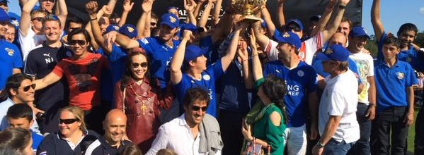 King Power Foxes vence a Gold Cup