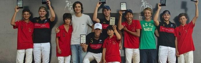 Los Patetas conquista Torneio de Férias Sub-18