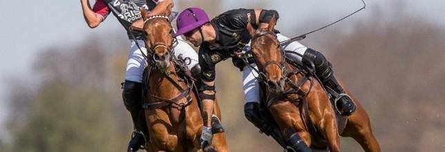 Alegría Polo e Ellerstina na decisão do Abierto del Jockey