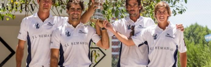 Copa Câmara dos Deputados de 2015 fica com El Remanso