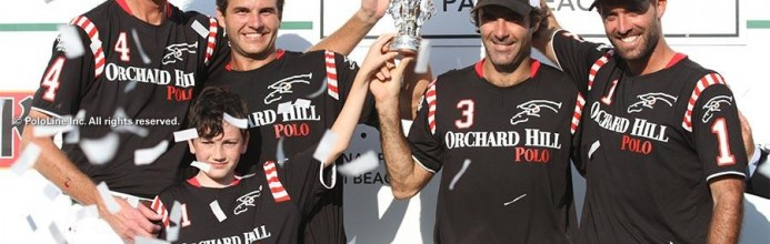 Orchard Hill vence o US Open